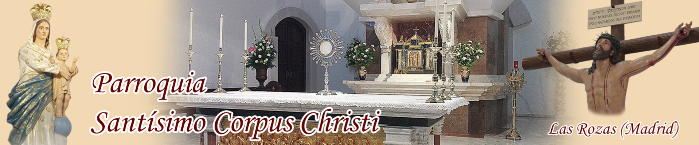 Parroquia Santísimo Corpus Christi Logo