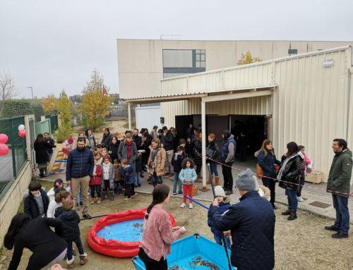 Fiesta Infantil y Mercadillo Solidario