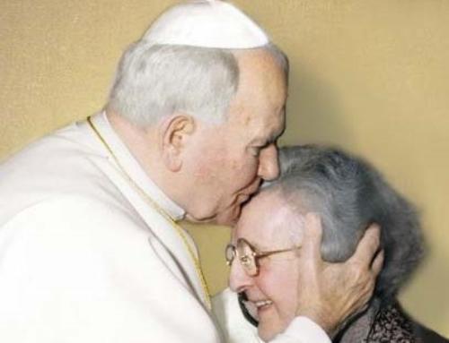 Fallece en Roma la Madre Trinidad, fundadora de La Obra de la Iglesia